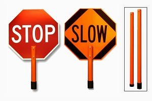 Stop-Slow Paddles - Rigid